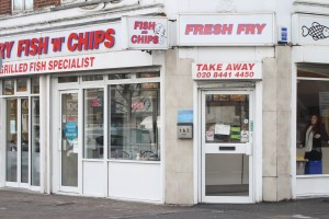 Fresh Fry Fish and Chips, High Barnet