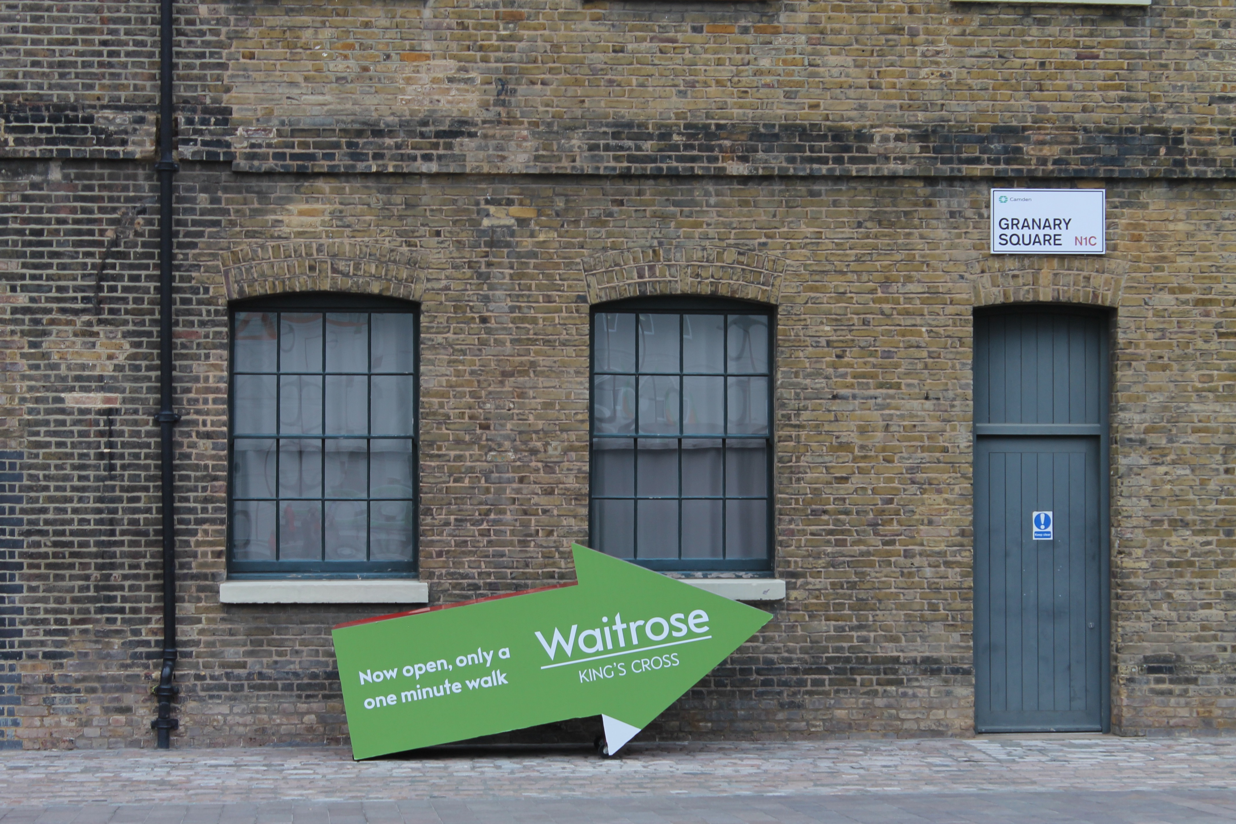 Kings Cross Waitrose 6