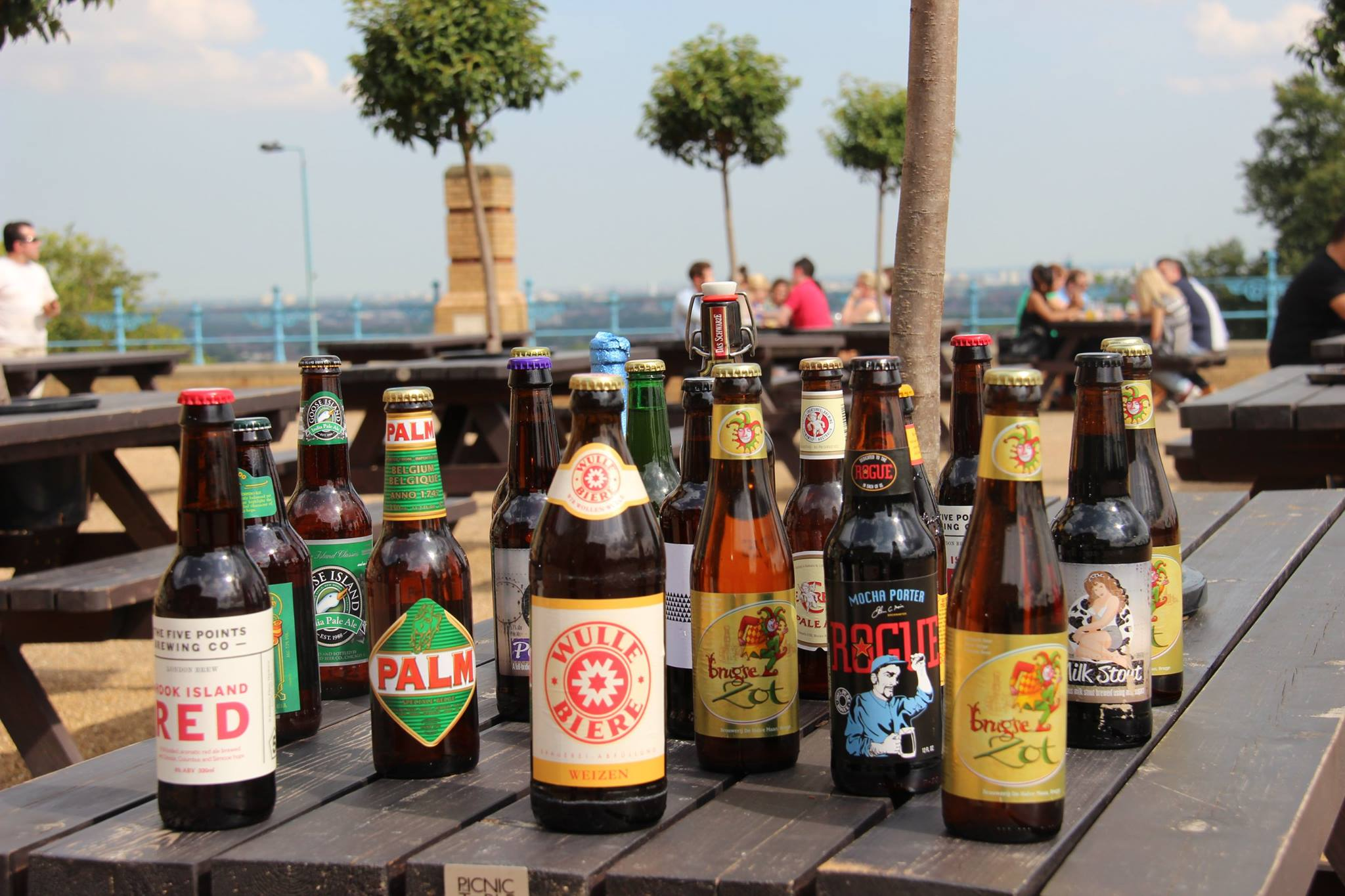 Upcoming events high living barnet for Craft beer and food