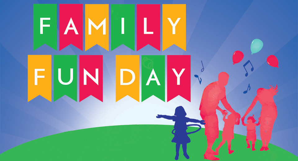 how to plan a family fun day