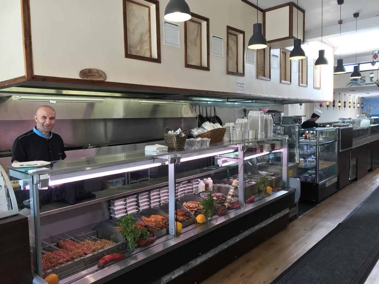 Turkish Restaurant Finchley Road
